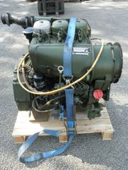 Deutz F3l 912 Motor 550
