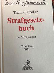 Strafgesetzbuch Fischer 2020