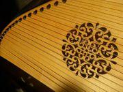 Veeh Soloharfe 37-Saiten Original Veeh-Harfe
