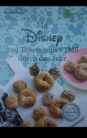 Thermomix Disney Kochbuch Neu OVP