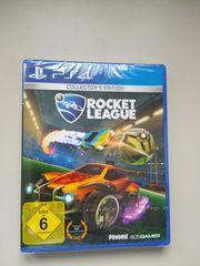 PS4 Rocket Leagur