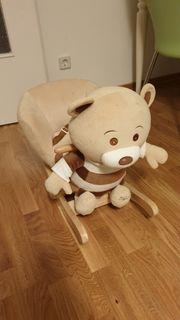 Bieco Schaukeltier Bär