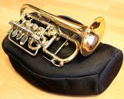 Hoch b a-Trompete Piccolo-Trompete Eckensberger