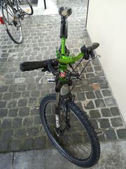 Jugend-Fahrrad Kraftstoff 24 Zoll mit