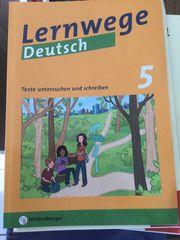 Lernwege Deutsch 5 von Mildenberger