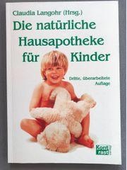 Buch Hausapotheke Kinder