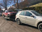 Pick up s Geländewagen
