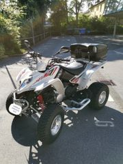 QUAD KYMKO MAXXER 300 WIDE