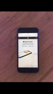 iPhone 8 64 GB schwarz
