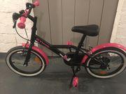 NOCH DA Mädchen-Fahrrad 16 Zoll