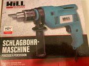 Hill Bohrmaschine NEU