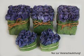 Rosenbox Flowerbox Blumenbox Kunstrosen Dekorosen: Kleinanzeigen aus Berching - Rubrik Dekoartikel