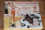 Neuer Swing und Twist Stepper
