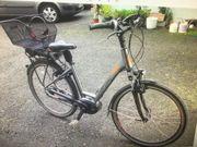 Verkauft wird ein E-Bike