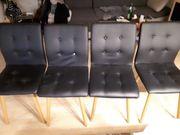 Esszimmerstühle schwarz