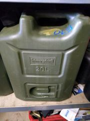 20l Super Benzin E10