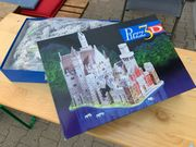 3D-Puzzle MB Schloss Neuschwanstein 1000