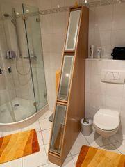 Raumteiler z B fürs Bad
