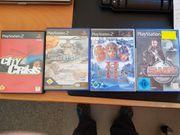 Playstation 2 Spiele Paketangebot