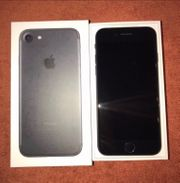 IPHONE 7 128GB MATTSCHWARZ TOP