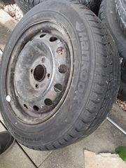 Mazda 2 Stahl-Sommerräder 14 4