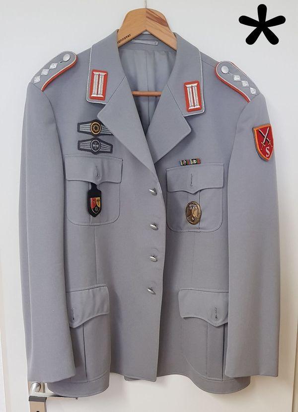Konvolut Bundeswehr Uniformen 4 Jacken