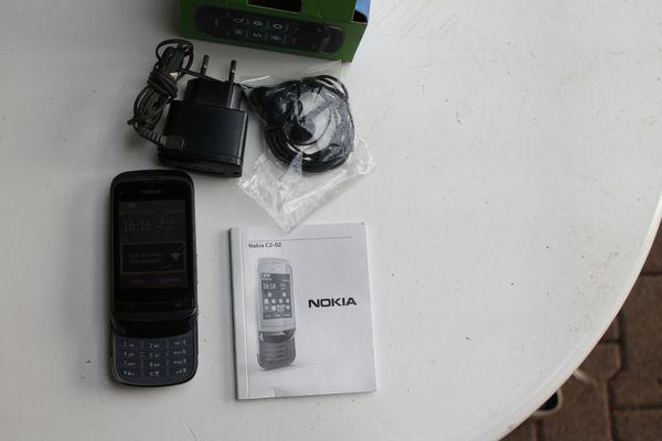 gebr Nokia C2-02 Smartphone 2