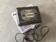 Panasonic Walkman mit Stereo Cassette