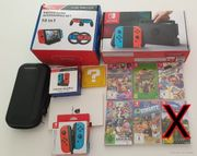 Nintendo Switch Riesenpaket