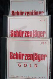 3 CD Best-Of Box - Schürzenjäger