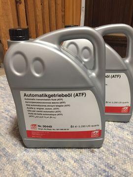 Sonstiges Zubehör - Automatikgetriebeöl