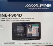 Alpine INE-F904T6 All in One