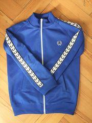 FRED PERRY blaueTrainigsjacke in Gr