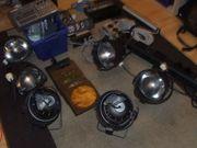 Licht Scheinwerfer und Geräte
