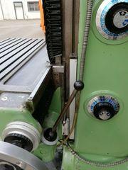 Fräsmaschine Deckel FP2 3 Achs