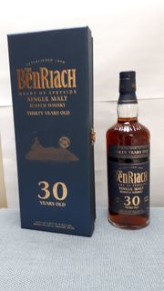 Whisky Benriach 30 Jahre