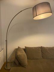 Schöne Bogenleuchte Lampe