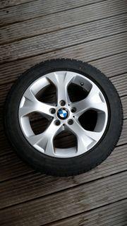 Winterkompletträder für BMW X1