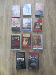 ovp VHS Videokassetten