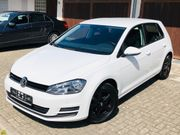 VW Golf sieben Blue Motion