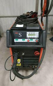 Lorch S5 SpeedPulse MIG MAG-Schweißgerät