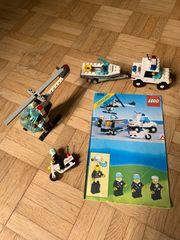 Lego Polizei Pursuit Squad Set