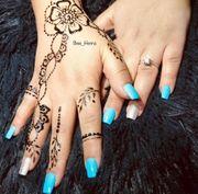 Henna Tattoos Mehndi