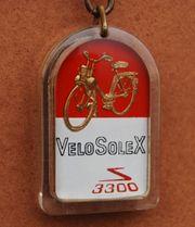 Alter VeloSolex S3300 Schlüsselanhänger-Mofa-Frankreich