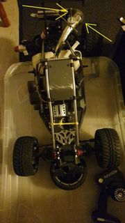 Reely Carbon fighter 3 4WD