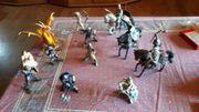 Schleichfiguren Ritterkonvolut