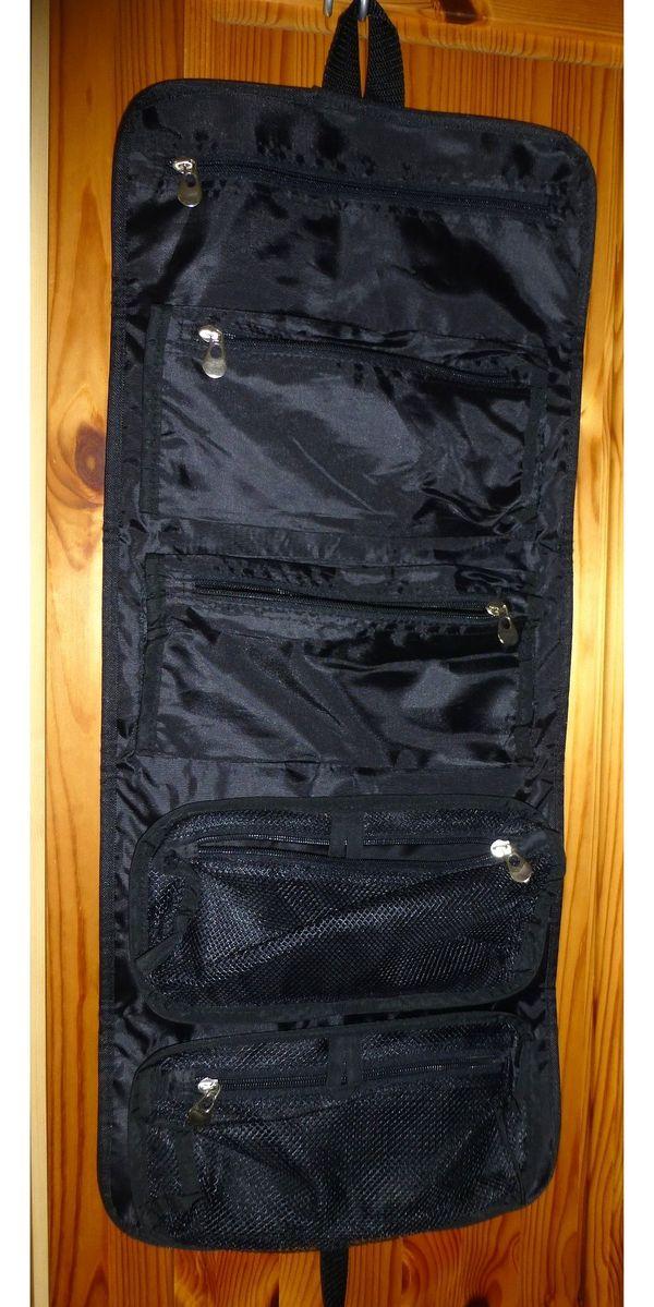 Reise Waschsalon Kulturtasche