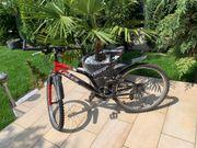 Fahrrad in gutem Zustand