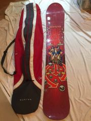 Burton Motion Snowboard 167cm Custom
