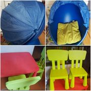 Ikea Tisch 2 Stühle Drehsessel
